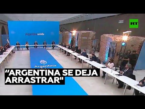 Venezuela denuncia que Argentina se deja arrastrar por el Grupo de Lima