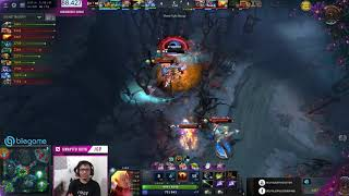 RNG vs EHome Game 2 | TI9 Qualifiers China |Lower Bracket Finals | Best of 3