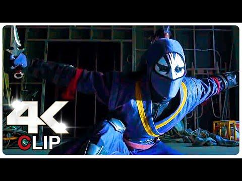 Movie Trailer : Shang Chi Vs Death Dealer - Fight Scene | SHANG CHI (NEW 2021) Movie CLIP 4K