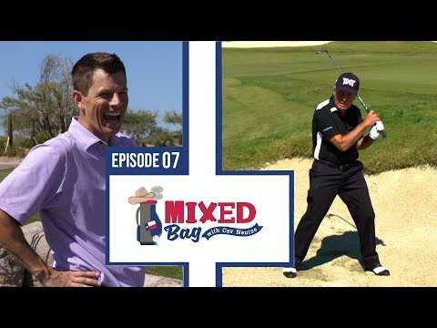 Bunker tips from Gary Player, Cav gets outdriven by Troy Mullins | Mixed Bag | Golf Channel