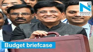 Why finance Ministers pose with leather briefcase before presenting budget