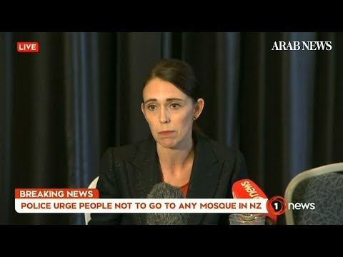 Attack on mosque marks one of New Zealand's 'darkest days': PM