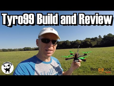 Eachine Tyro99, the $99 quad kit - Build, review and flight test. - UCcrr5rcI6WVv7uxAkGej9_g