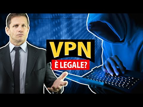 VPN: è legale?  | Avv. Angelo Greco