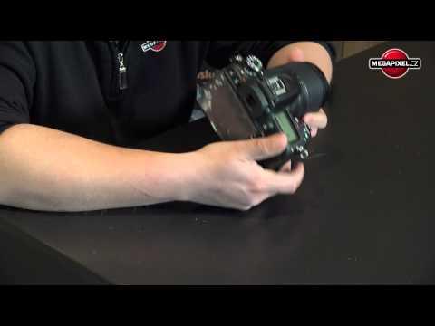 Videorecenze Nikon D7200 tělo