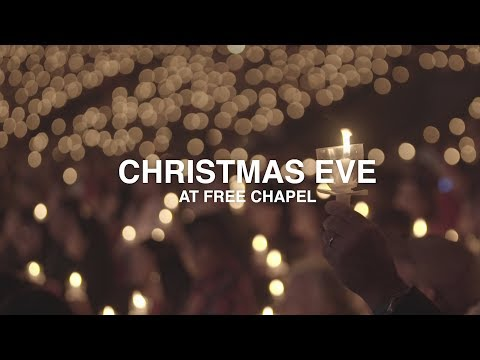 Christmas Eve Candlelight Service  6PM (Live)