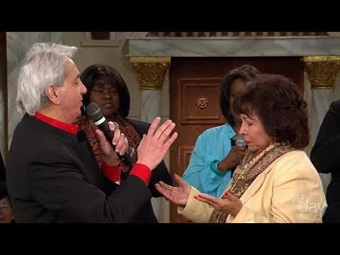 Our God Is A Healing God - Part 4 - a special sermon from Benny Hinn