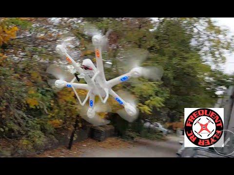 Morning Fix: MJX X600 High Flying with Deviation - UCNUx9bQyEI0k6CQpo4TaNAw
