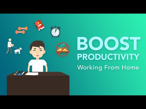 5 Productivity Tips for Working from Home  Brian Tracy