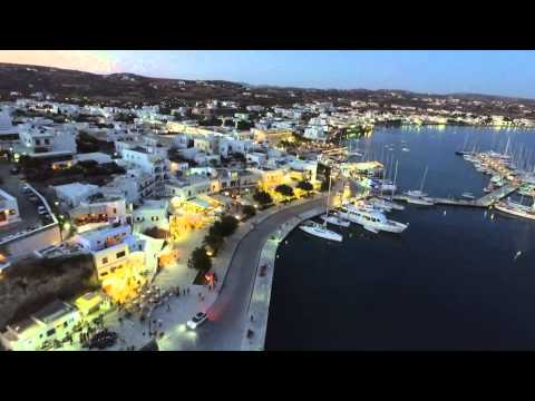 Milos island Greece (drone/phantom3/gopro4) 2015 summer - dji -ドローン - UCXQ93HZQB0b8tWFxNtcZSwA