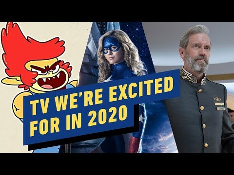 The New TV Shows We Can't Wait For in 2020 - UCKy1dAqELo0zrOtPkf0eTMw