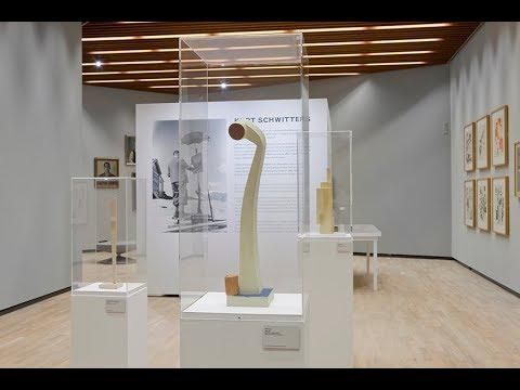 Kurt Schwitters på Henie Onstad Kunstsenter