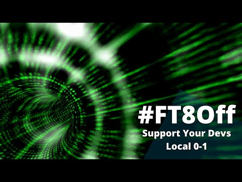 #FT8Off - Support your Devs Night!