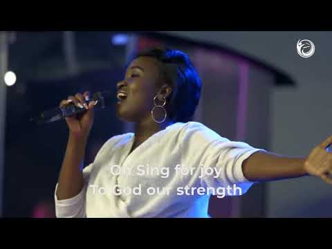 Praise and Worship at The Feet of God