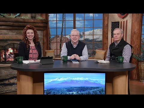 Charis Daily Live Bible Study: Because the Lord is my Shepherd - Tony Cooke - April 13, 2021