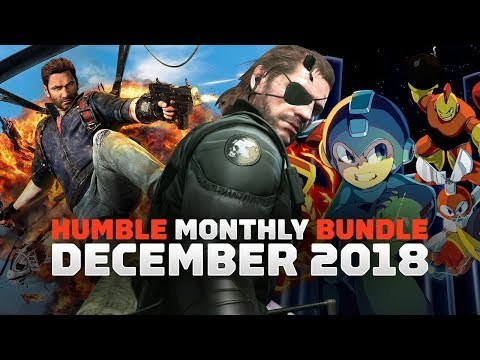 Humble Month Bundle Spotlight - December 2018 - UCKy1dAqELo0zrOtPkf0eTMw