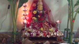 Lakshmi Astothara satha namavali - live pooja