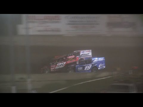 Accord Speedway Modifieds From 6-18-21 - dirt track racing video image