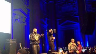 Nas, 2 Chainz, French Montana, Busta Rhymes, Miguel & DJ Khaled Perform Live