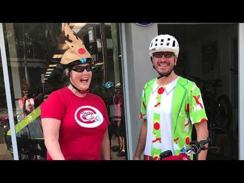 Electric Bikes Brisbane - EBB Owners Club Xmas ride 2019