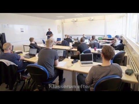 MARTEC - Udvidelse og renovering 2016 (timelapse)