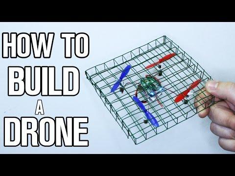 How To Make a Drone - UCVW5_U7e5ruoIQ6FzUE7wRA