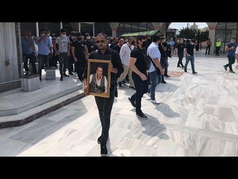 Azeri suç örgütü lideri Nadir Salifov İstanbul'da toprağa verildi