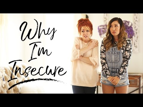 How I Deal with my Insecurities ft. Lindsey Stirling