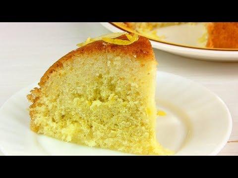 ★Результат Конкурса!!!★ Пирог лимонный в мультиварке Мулинекс