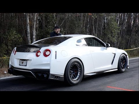 The Ultimate Street Car - 1500HP No Prep Racing and more!