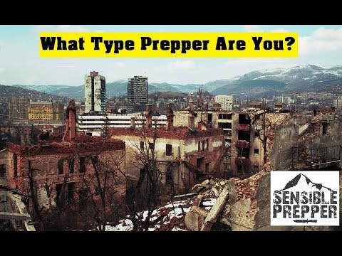 What Type of Prepper are You?