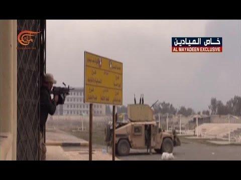 القوات العراقية تستعيد 90% من الساحل الأيسر للموصل