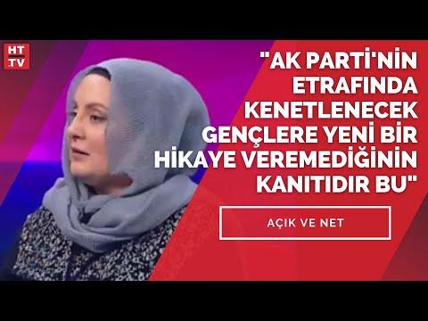 """""""AK Parti'nin etrafında kenetlenecek gençlere yeni bir hikaye veremediğinin kanıtıdır bu"""""""