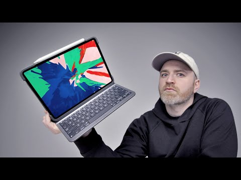 The iPad Pro Keyboard Apple Should've Made