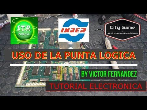 #12-TEA Uso de la Punta Logica by Victor Fernandez