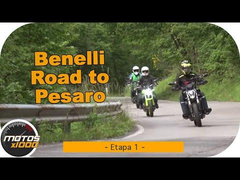 Benelli Road To Pesaro - Etapa 1 - | Motosx1000