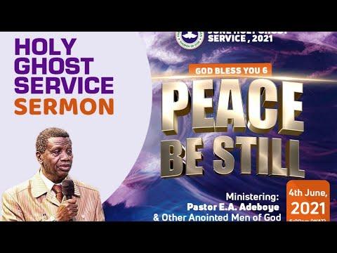 PASTOR E.A ADEBOYE SERMON - GOD BLESS YOU 6