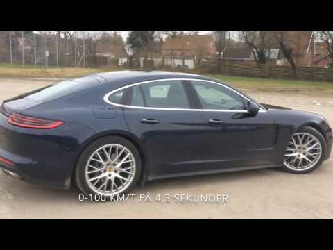 Teaser   Porsche Panamera 4s Diesel
