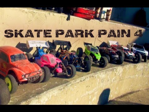 RC ADVENTURES- SKATE PARK PAIN 4 - KiNG OF THE RiNG - DiRT iS FOR WiMPS - Concrete LOOP - UCxcjVHL-2o3D6Q9esu05a1Q