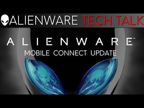 Update: Alienware Mobile Connect for Windows 10 (iPhone & Android)