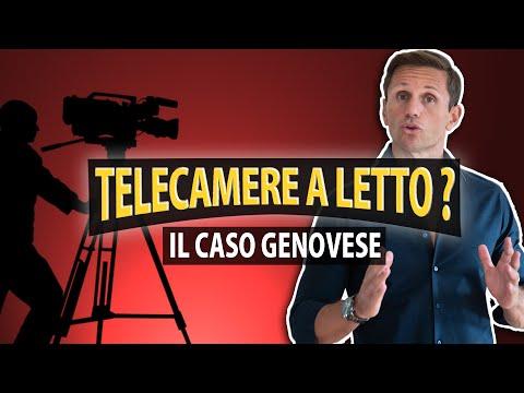 Telecamere in camera da letto: lecite? Il caso GENOVESE | avv. Angelo Greco
