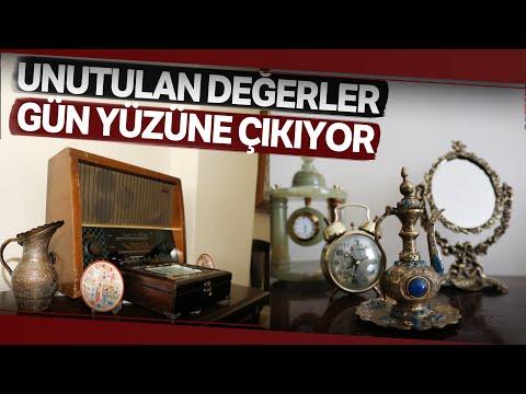 Sivas'ın Unutulan Değerleri Tek Tek Gün Yüzüne Çıkıyor