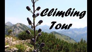 Climbing Tour in the Allgäu