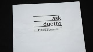 ASK DUETTO, Episode 2: What does 'manage by exception' mean?