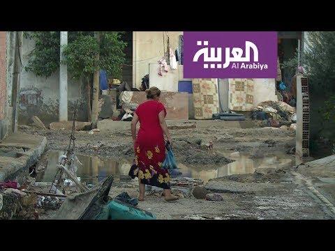 تونس.. ارتفاع حصيلة ضحايا الفيضانات