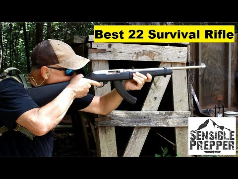Ruger 10 22 Takedown  Ultimate Survival 22