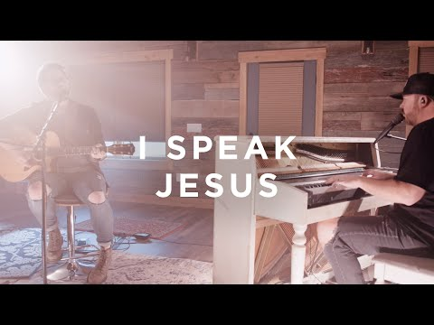 Here Be Lions - I Speak Jesus (Official Acoustic Video)