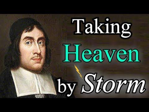 Taking Heaven by Violence - Puritan Thomas Watson / Christian Audio Books