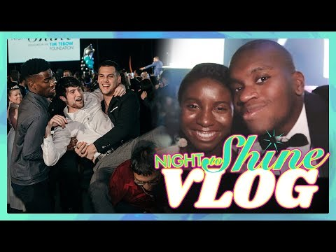 THIS WAS WILD  A Night to Shine VLOG  Elevation Youth