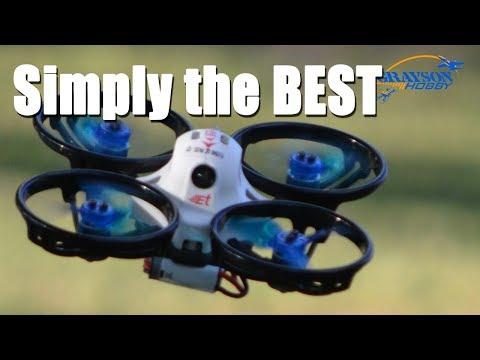 Best Entry Level FPV Drone | Truly a Bind and Fly FPV Quad - UCf_qcnFVTGkC54qYmuLdUKA